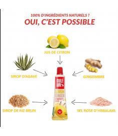 Ingrédients gel Mulebar citron