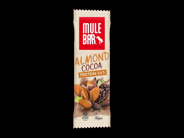 Barre Protéinée Amande Cacao