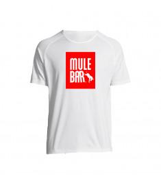 T-shirt de Running Blanc