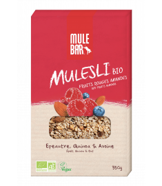 Mulesli Fruits Rouge