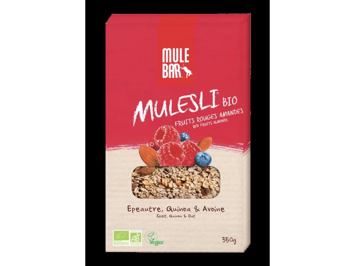 Mulesli Fruits Rouge