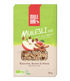 Muesli Pomme Cannelle