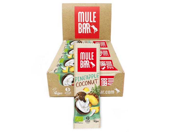 Boîte 15 Barres Énergétiques Ananas Coco