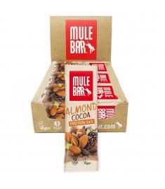 Boîte 15 Barres Protéinées Amande Cacao