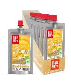 Boîte 10 Pulpes de Fruits Banane