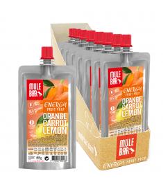 Mulebar Orange Carrot and Lemon puree