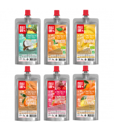 Pack 6 Pulpes de Fruits Multi-parfums