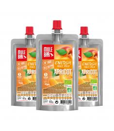 Mulebar organic and vegan Apricot puree