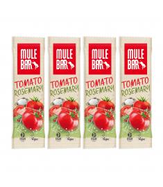 4 Barres Énergétiques Salées Tomate Romarin