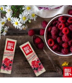 Barre Mulebar fruits rouges en nature morte