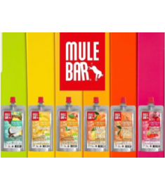Mulebar fruit pulps line up