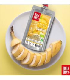 Photo ambiance pulpe de fruits banane Mulebar