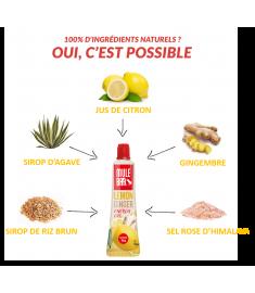 Ingrédients gel citron Mulebar