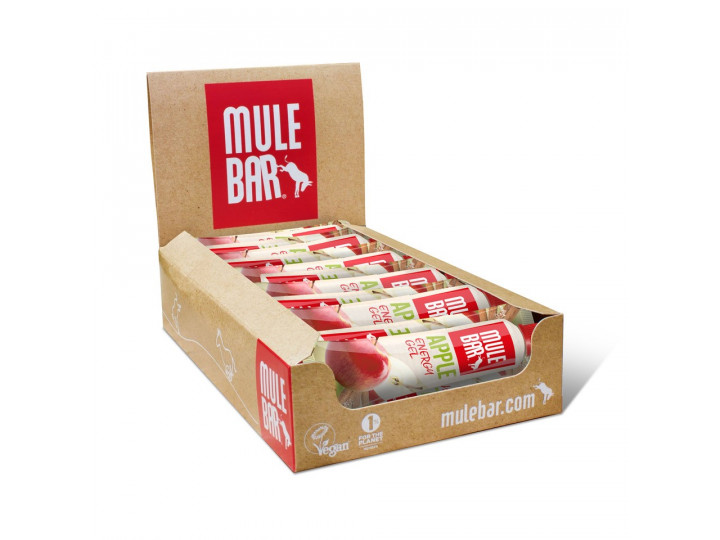 Boîte 24 Gels Énergétiques Pomme