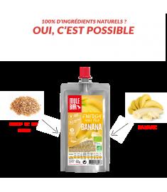 Ingrédients pulpe de fruits banane Mulebar