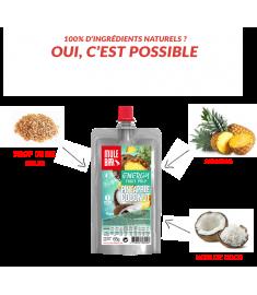 Mulebar Pineapple coco puree ingredients