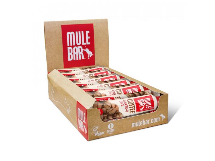 Nouvelle boite de 24 gels café Mulebar