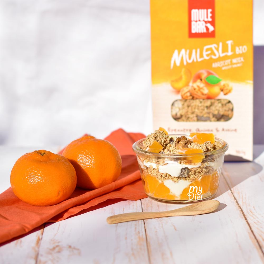 Céréales bio Mulesli