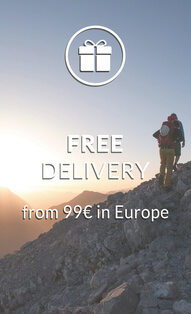 Free delivery from 99€