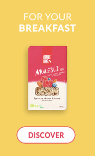 Try our Mulesli for your breakfast